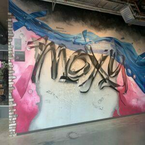 graffiti kunstwerk